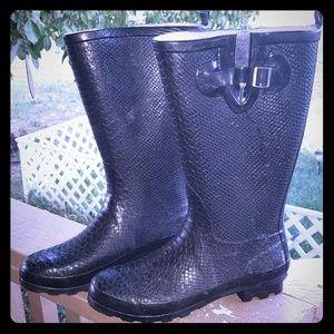 🌧❄☔ Rain Boots